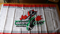 CFL 2007 Grey Cup Regina Saskatchewan Flag