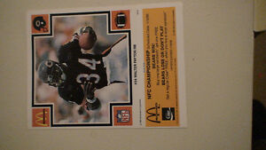 Chicago Bears,Collection etc. some signed items Belleville Belleville Area image 3