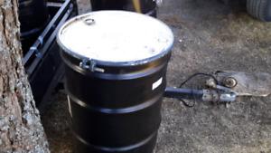 Burn Barrells  .....  Steel drum Burn barrels 902 452-6027
