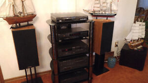 Vector Research stereo system