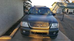2002 ford explorer limited for sale