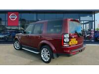 2015 Land Rover Discovery 3.0 SDV6 HSE 5dr Auto Diesel Station Wagon Station Wag