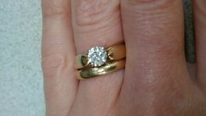 Canadian Diamond (Glacier File)Engagement Ring