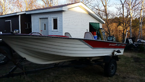 Complete boat package for sale