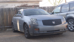Awesome Cadillac CTS 2005