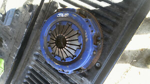 2006 ford mustang 4.0 L clutch and flywheel