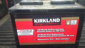Car battery for sale less than a year old lost receit