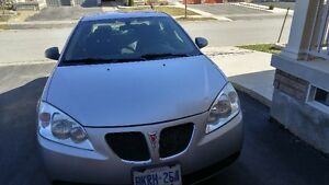 2006 Pontiac G6 se Sedan : Excellent driving condition