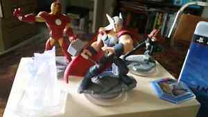 PS3 Disney Infinity 2.0 Starter Set
