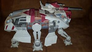 Star Wars AT-TE Walker Clone Wars Large Vehicle