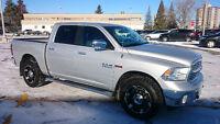 2014 Ram 1500 Ecodiesel Big Horn Pickup Truck