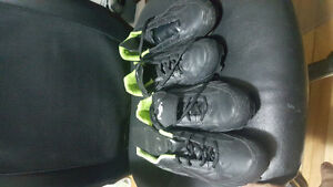 Size 7 Girls  Rawlings Soccer cleats (2 sets)
