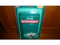 Pockett Scrabble in Sealed packaging (New)