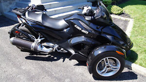 Can Am Spyder RS SM5