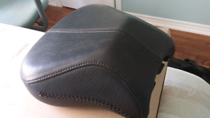 Softail deluxe larger back seat