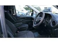 2016 Mercedes-Benz Vito 111 CDI Crew Van Diesel Manual