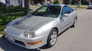 2000 Acura Integra SE Hatchback