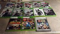 X box 360 games great prices