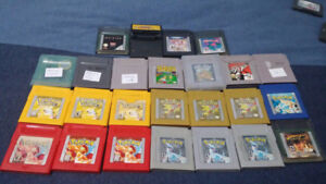 15% OFF Gameboy/GBA console/games Pokemon Mario Medabots SALE