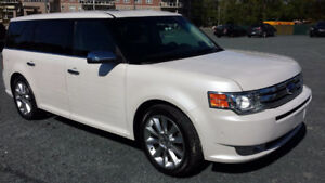 2010 FORD FLEX LIMITED AWD 3.5 V6 ECOBOOST $14,500 TAX INCLUDED!