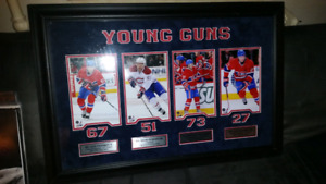 Montreal Canadians framed prints!