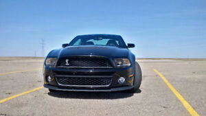 2012 Ford Mustang GT500 Coupe (2 door)