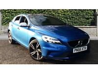 2016 Volvo V40 D4 (190) R DESIGN Pro Auto wit Automatic Diesel Hatchback
