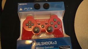 New in box ps3 controller