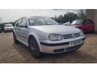 Volkswagen Golf 1.9TDI ( 90bhp ) 2001MY SE