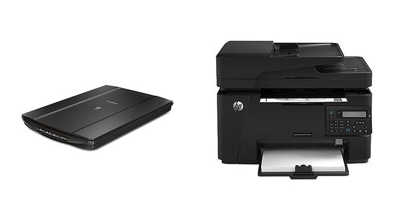 Scanners vs. Multifunction Printers