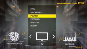 IPTV LIVE SERVICE FOR ANDROID BOXES