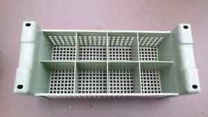 Silverware tray for dishwasher