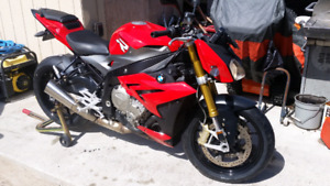 2015 BMW S1000R with Factory Unlimited KM Warranty