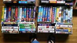 VHS MOVIES...OVER 400