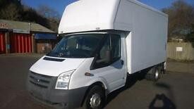 Ford Transit 350 Drw Luton DIESEL MANUAL 2010/59