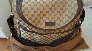 Gucci baby carry bag