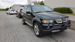 2005 BMW X5 4.4 / DVD + PANARAMIC / CERTIFIED FOR ONLY $5750