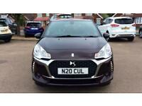 2016 Citroen DS3 1.2 PureTech Elegance 3dr Manual Petrol Hatchback