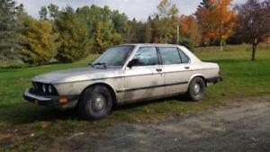 1983 BMW Other 533I Sedan