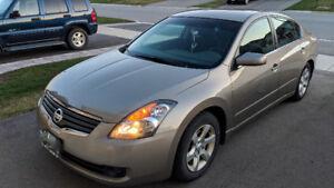 2007 Nissan Altima 2.5S CVT 197KM