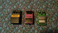 Pedals for Sale/Trade Maxon vintage Boss Arion