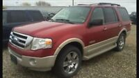 FORD EXPEDITION 2008 full equipped