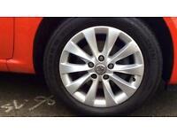 2013 Vauxhall Zafira 1.8i (120) Design 5dr Manual Petrol Estate