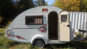 Tab Teardrop Trailer