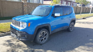 Loaded 2015 Jeep Renegade Limited SUV