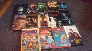Random VHS movies
