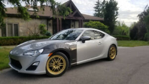 2013 Scion FR-S - HKS Exhaust - Borla Headers -