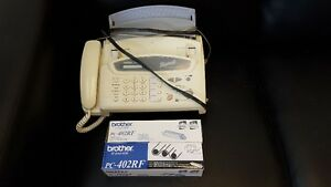 PRICE REDUCED!!!Brother Plain Paper Fax - Good working order