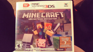 Minecraft for new 3DS