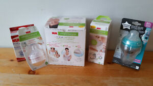 Freemie Breastmilk Collection Cups & Baby Bottles